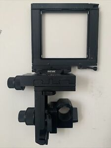 Sinar P2 5x4 Front Standard, Fully Working