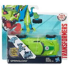 Transformers Robots in Disguise - 1 Step Change Springload