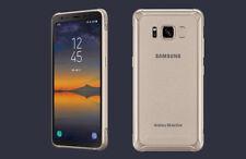 Samsung Galaxy S8 Active SM-G892 - 64GB - GSM Unlocked (AT&T). Titanium gold