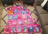 80's & Early 90's - Vintage Barbie Fashion - Mattel - Barbie Clothes New - Rare