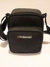 Polaroid Camera Digital Camera Carrying Case w/Strap 3 Pockets