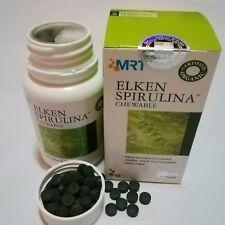 Spirulina alkaline nutrition organic Hi-protein vegan vegetarian food 500 Tablet
