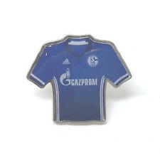 FC Schalke 04 Trikot Pin Logo Anstecker Fussball Bundesliga #077