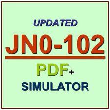 Juniper Networks Certified Associate Junos JNCIA-Junos Test JN0-102 Exam QA+SIM