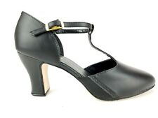 Fits Size 7 So Danca CH50 Women/'s Size 7.5W Tan Character Shoe