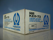 PIONEER KEX-73 New Old School Sinto Deck Component,centrate,kex,kp,kpx,keh,ts