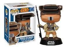Funko POP ! Vynil - 50 - Princess Leia Boushh Star Wars Principessa Leia vaulted