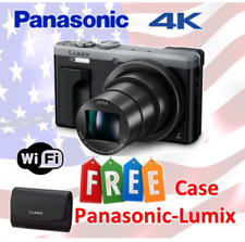 """Cyber Monday Special"" Panasonic DMC-ZS60 4K Lumix Digital Camera WiFi EVF"