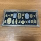 Japanese successive Coin OOBAN and KOBAN Pure gold pure silver plating Replica
