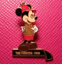 DISNEY PIN - MICKEY MOUSE Through the Years Filmstrip Series The Pointer 1939