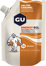 GU Energy Gel: Salted Caramel, 15 Serving Pouch