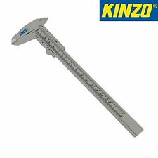 Analoge KINZO 0-150mm Messschieber Schieblehre Messgerät Caliper Messgerät Neu