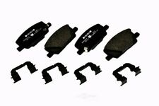 Disc Brake Pad Set Front ACDelco GM Original Equipment 171-1205