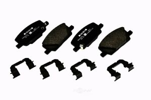 Disc Brake Pad Set Front ACDelco GM Original Equipment 171-1205