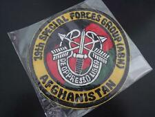 US 19th Special Forces Group (ABN) Afghanistan Patch Brand New Sealed