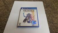 Final Fantasy XII: The Zodiac Age (Sony PlayStation 4, 2017)