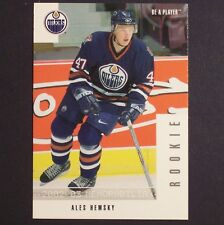 ALES HEMSKY - RC - 2002/03 BAP ITG Rookie #281 Edmonton Oilers single