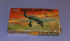 * RARE FACTORY SEALED * 1981 * AIRFIX SERIES 2 * JUNKERS JU 87B-2 STUKA *