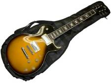Route 66 Modern Solid Body Electric Guitar, Vintage Sunburst