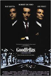 GOODFELLAS - CLASSIC MOVIE POSTER 24x36 - 28383