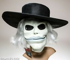 """Puppet Master"" ""Blade"" Full Head Latex Mask With Hat Classic Horror Character"