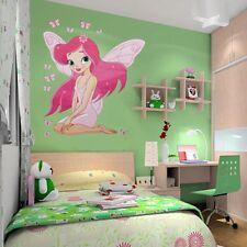 Kids Gift Fairy Princess Butterly Decals Vinyl Art Mural Wall Sticker Decor - LD