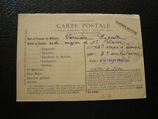 FRANCE - carte franchise 1914 (cy65) french