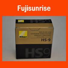 Original Neuf Nikon HS-9 Parasoleil pour AI-S AF 50mm f/1.4 f/1.8 D