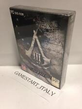 ASSASSIN'S CREED 3 III JOIN OR DIE EDITION PC NUOVO SIGILLATO VERSIONE ITALIANA