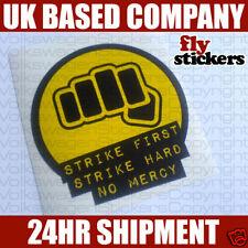 Karate Kid Cobra Kai Sticker, No Mercy Sticker