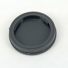 Grey Rear Lens Cap Cover For SONY E-Mount NEX Series Lens and adapter ring