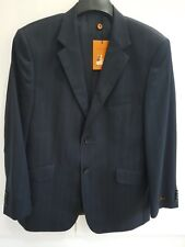 Simon Carter Navy Wool Jacket size 42 R