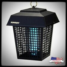 Electric LAMP INSECT KILLER Mosquito Zapper Bug Pest Fly Trap Outdoor - 1/2 Acre