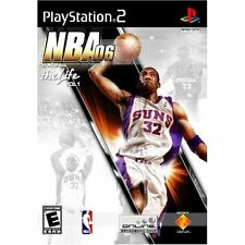 NBA 2006 Survival For PlayStation 2 PS2 Basketball With Manual and Case 0E