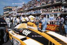 PIRONI & jassaud RENAULT ALPINE a442b Vincitori Le Mans 1978 Fotografia 4