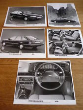 FORD Granada MK III, GL Press fotografie x 5