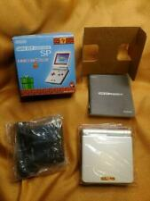Gameboy Advance SP Famicom Color Console GBA SP Japan *TESTED ONCE - ULTRA MINT*