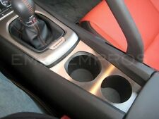 2010-2013 CAMARO Cup Holdr Accent Brushed Stainless Steel