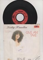 "Lesley Hamilton - Give An' Take (7"", Single) Vinyl Schallplatte - mint !"