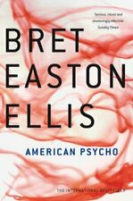 American Psycho by Easton Ellis, Bret Paperback Book The Fast Free Shipping