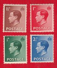 Great Britain 1936 Keviil - 4 Mnh stamps full set.