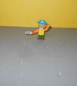 "Disney Grandpa Abuelito 2.5"" Mattel PVC Action Figure Disney Jr. Handy Manny"