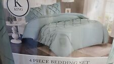 Madison Park  4pc Comforter Set King
