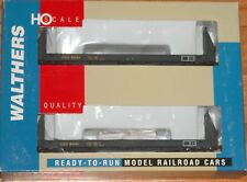 WALTHERS 932-25791 50' SIECO PULPWOOD FLAT CAR 2-PK CHESAPEAKE & OHIO C&O