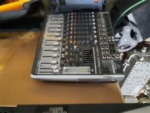 Behringer QX1222USB XENYX Premium 16-Input Mixer