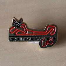 Paul Armagnac circuito Motorsport Insignia pin de pista de carreras