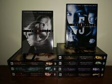 The X-Files DVD Set Collection Seasons 1 Through 9, seasons 1, 2, 3, 4,5,6,7,8,9