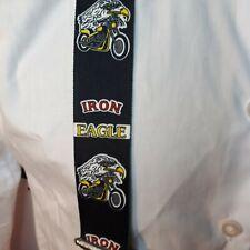 Braces Iron Eagle Motorbike Biker Suspenders Motorcycle