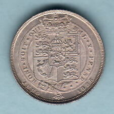 Great Britain. 1825 George 1111 - Sixpence..  gEF - Part Lustre