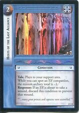 Lord Of The Rings CCG Foil Card MoM 2.U18 Hosts Of The Last Alliance